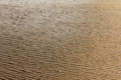 Σχέδια άμμου Στοκ Φωτογραφία