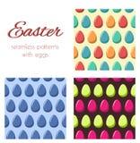 Σχέδια με τα αυγά Στοκ φωτογραφία με δικαίωμα ελεύθερης χρήσης