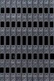 Σχέδια παραθύρων Στοκ φωτογραφίες με δικαίωμα ελεύθερης χρήσης