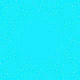 Σχέδιο - ανεμοπλάνα και αεροπλάνα στο μπλε Στοκ Φωτογραφίες