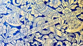 Σχέδιο αξόνων και λουλουδιών Στοκ φωτογραφία με δικαίωμα ελεύθερης χρήσης