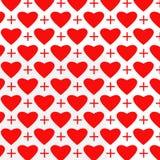 Σχέδιο από πολλή καρδιά Στοκ φωτογραφία με δικαίωμα ελεύθερης χρήσης