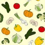 Σχέδιο λαχανικών Στοκ Φωτογραφίες