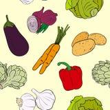 Σχέδιο λαχανικών Στοκ Φωτογραφία