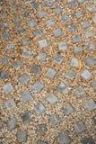 Σχέδιο βράχου και τσιμέντου Στοκ φωτογραφίες με δικαίωμα ελεύθερης χρήσης