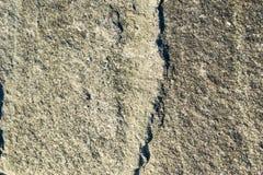 Σχέδιο βράχου Στοκ Φωτογραφία