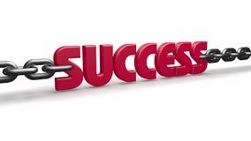 Σχέδιο επιτυχίας διανυσματική απεικόνιση