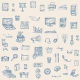 Σχέδιο επιχειρησιακών χεριών, διανυσματικές απεικονίσεις Στοκ φωτογραφία με δικαίωμα ελεύθερης χρήσης