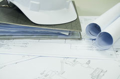 Σχέδιο εφαρμοσμένης μηχανικής για την περιβαλλοντική διαδικασία εφαρμοσμένης μηχανικής στην επεξεργασία Στοκ φωτογραφίες με δικαίωμα ελεύθερης χρήσης