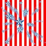 σχέδιο ΗΠΑ χρωμάτων Στοκ εικόνα με δικαίωμα ελεύθερης χρήσης