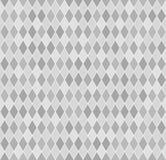 Σχέδιο διαμαντιών Άνευ ραφής διανυσματικό γεωμετρικό υπόβαθρο Στοκ Εικόνα