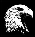 Σχέδιο διανυσματικό Clipart κινούμενων σχεδίων αετών Στοκ φωτογραφία με δικαίωμα ελεύθερης χρήσης