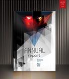 Σχέδιο κάλυψης Η σύγχρονη έννοια του σχεδίου κάλυψης στο polygonal ύφος Photorealistic καλύψεις εικόνας για τα βιβλία, σημειωματά Στοκ Εικόνες
