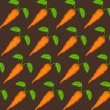 Σχέδιο καρότων Στοκ Εικόνες