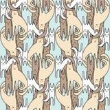 Σχέδιο κατοικίδιων ζώων Στοκ Εικόνες