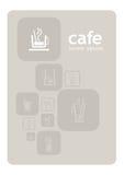 Σχέδιο καφέδων Στοκ φωτογραφίες με δικαίωμα ελεύθερης χρήσης