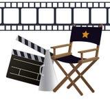 Σχέδιο κινηματογράφων Στοκ Εικόνες