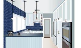 Σχέδιο κουζινών Στοκ Φωτογραφίες