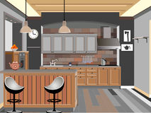 Σχέδιο κουζινών Στοκ Φωτογραφία