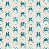 Σχέδιο κουκουβαγιών Στοκ φωτογραφία με δικαίωμα ελεύθερης χρήσης