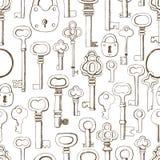 Σχέδιο κλειδιών Στοκ εικόνες με δικαίωμα ελεύθερης χρήσης
