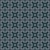 Σχέδιο με τα τετράγωνα Στοκ Φωτογραφία