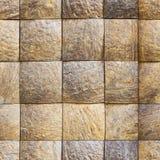 Σχέδιο μπαμπού άνευ ραφής, κάθετα και οριζόντια Στοκ Φωτογραφίες
