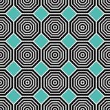 Σχέδιο οκταγώνων Στοκ φωτογραφία με δικαίωμα ελεύθερης χρήσης