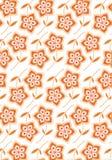 Σχέδιο λουλουδιών απεικόνιση αποθεμάτων