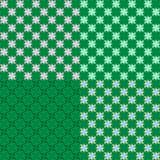 Σχέδιο λουλουδιών φύλλων Στοκ εικόνα με δικαίωμα ελεύθερης χρήσης
