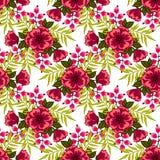 Σχέδιο λουλουδιών Στοκ εικόνα με δικαίωμα ελεύθερης χρήσης