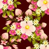 Σχέδιο λουλουδιών Στοκ φωτογραφία με δικαίωμα ελεύθερης χρήσης
