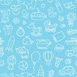 Σχέδιο παιχνιδιών αγοράκι απεικόνιση αποθεμάτων