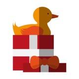 σχέδιο παιχνιδιών παπιών Στοκ εικόνες με δικαίωμα ελεύθερης χρήσης