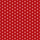 Σχέδιο πουλόβερ Χριστουγέννων πλέκοντας πρότυπο άνευ ρα&p Στοκ Φωτογραφία