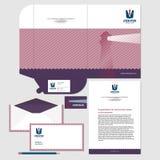 Σχέδιο προτύπων χαρτικών φάρων Στοκ Εικόνες
