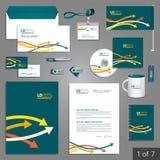 Σχέδιο προτύπων χαρτικών Στοκ εικόνα με δικαίωμα ελεύθερης χρήσης