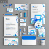Σχέδιο προτύπων χαρτικών Στοκ φωτογραφίες με δικαίωμα ελεύθερης χρήσης