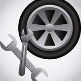 Σχέδιο πώλησης αυτοκινήτων Στοκ Εικόνες