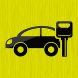 Σχέδιο πώλησης αυτοκινήτων Στοκ Εικόνα