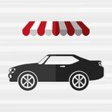 Σχέδιο πώλησης αυτοκινήτων Στοκ Φωτογραφίες