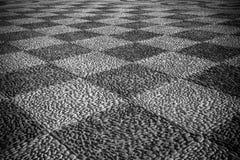 Σχέδιο στο πάτωμα plaza de espana στη Σεβίλη, Ισπανία, Europ Στοκ Εικόνες