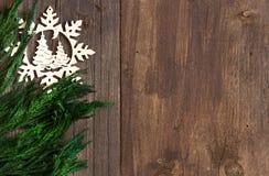 Σχέδιο συνόρων Χριστουγέννων Στοκ εικόνα με δικαίωμα ελεύθερης χρήσης