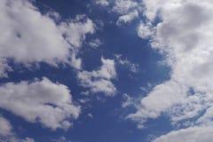Σχέδιο σύννεφων Στοκ Εικόνες