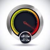 Σχέδιο ταχύτητας απεικόνιση αποθεμάτων