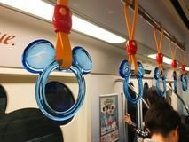 Σχέδιο της Disney Στοκ εικόνες με δικαίωμα ελεύθερης χρήσης