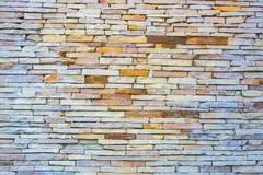 Σχέδιο του υποβάθρου τοίχων πετρών Στοκ Φωτογραφίες