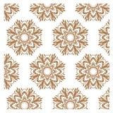 Σχέδιο του floral λουλουδιού Στοκ φωτογραφία με δικαίωμα ελεύθερης χρήσης
