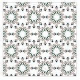 Σχέδιο του floral λουλουδιού Στοκ εικόνες με δικαίωμα ελεύθερης χρήσης