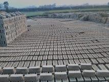 σχέδιο τούβλων Στοκ Φωτογραφία